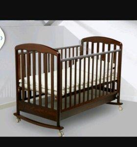 Детская кроватка Papaloni+ПОДАРКИ
