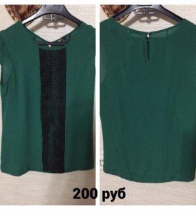 Рубашка, блузка 42-44.