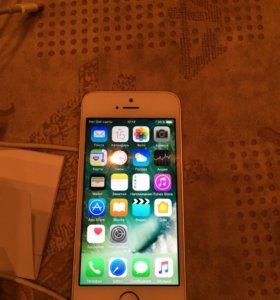 iPhone 5s Silver Original