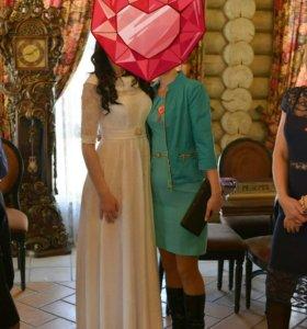 Свадебное платье продаю