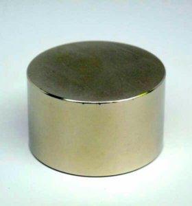 Неодимовый магнитный диск 50*30мм