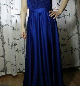 Вечернее платье, новое,авторская работа