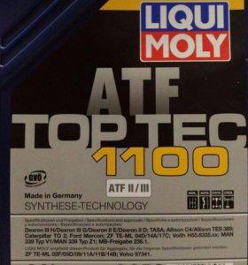 Трансмиссионное масло LM Top Tec ATF 1100
