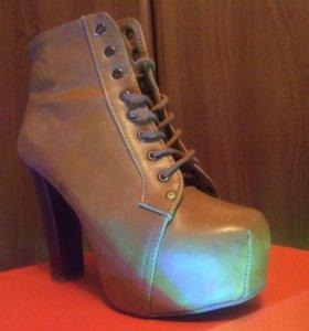 Ботфорты туфли сапоги