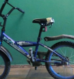 Продам детский велосипед. Возраст 4-6 лет.