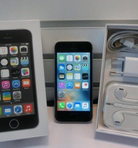 iPhone 5S 16 GB -Space Gray