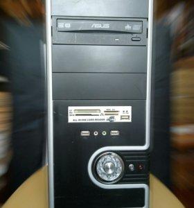 Системный блок Intel Core 2 Duo E8400 4G RAM