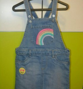 Новый джинсовый сарафан ChildrensPlace, размер 5T