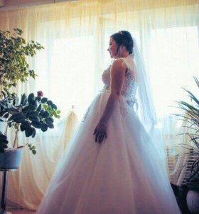 Красивое платье ,на беременных тоже можно