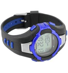Часы фитнес счетчик калорий пульсометр