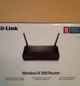 D-Link интернет роутер