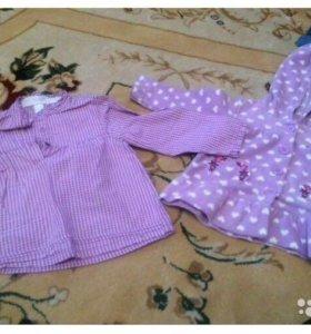 Кофты для девочки