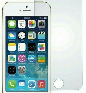 Защитное стекло Iphone 5 серии