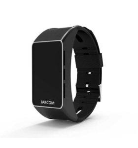 Часы фитнес браслет Bluetooth гарнитура
