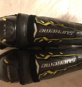 Наколенники хоккейные/ Bauer NXG / размер 12