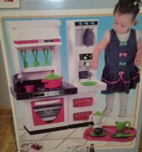 Игровой набор кухня Palau Toys новый