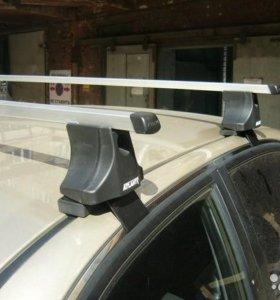 Багажник на крышу Ауди 80 (Audi)