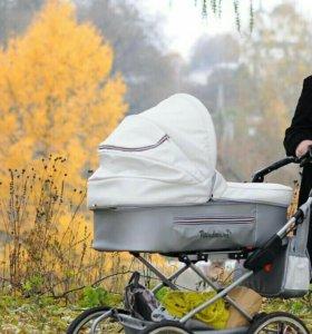 Детская коляска, 3 в 1