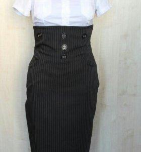Рубашка + юбка/сарафан