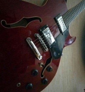 Гитара электроакустическая Greg benett design