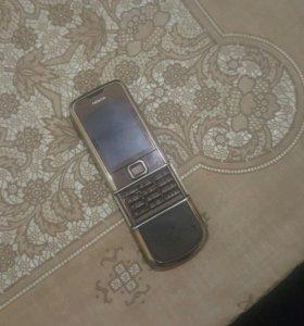 Nokia 8800 art sapphire