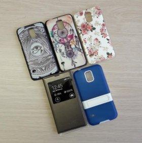 Чехлы для Samsung Galaxy S5