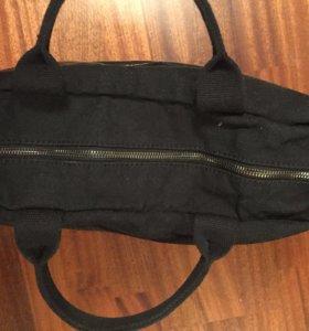 Новая Сумка Adidas Neo Black Оригинал