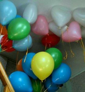 Геливе шарики