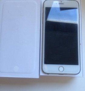 Айфон 6+ плюс 16 gb gold