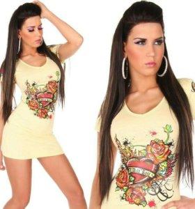 Платье -туника новая