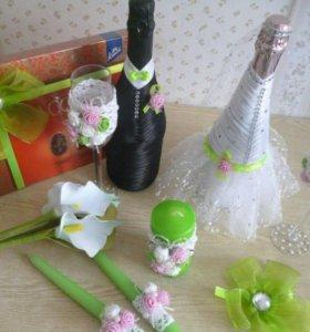 Аксесуары для свадьбы