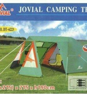 Палатка Jovial ART №. DT-6223 (190+215) x 215 x h1