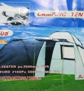 Палатка с кухней Jovial 2908 (240+210)*240*200/19