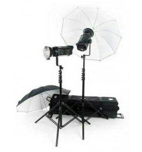 Комплект светового оборудования Bowens 750 Pro