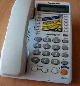 Телефон стационарный Panasonic Kx-ts2365ruw.