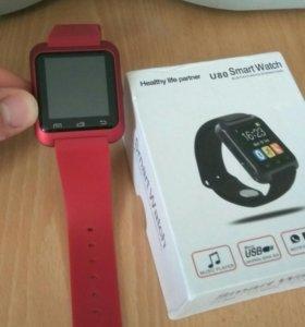 Smart watch u80 умные часы