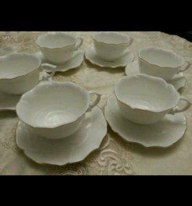 Чайный сетвиз