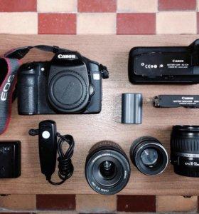 Фотоаппарат Canon EOS 40D комплект