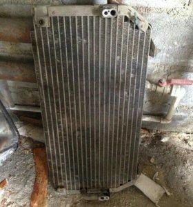 Радиатор кондиционера деу нексия