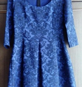 Платье (стиль 60-е)