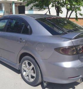 Mazda Atenza, 2002г.