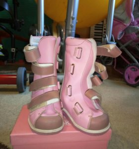 Ортопедические ботинки Сурсил Орто, высокие