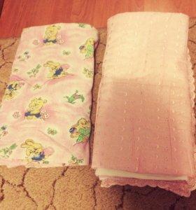 Детские одеяла по 200р