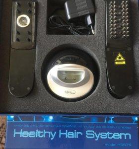 прибор по уходу за кожей головы и волосами