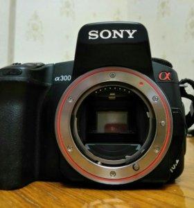 Фотоаппарат A300