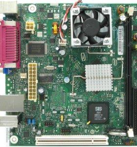 desktop-платформа (мат. плата с процессором INTEL)