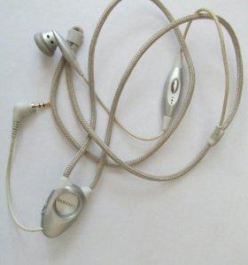 Гарнитура телефона Самсунг