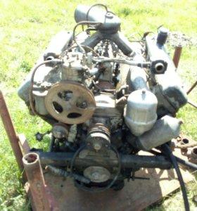 Двигатель ямз 238 с кпп