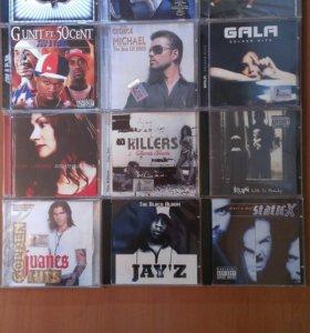 Зарубежная музыка CD