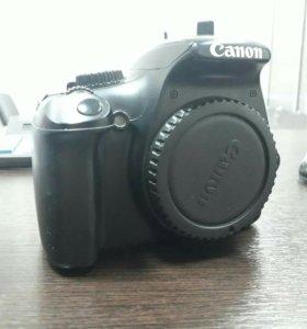 Фотоаппарат canon 1100d body б/у